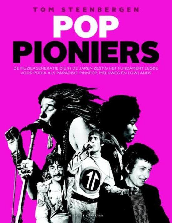 Pop Pioniers Boek