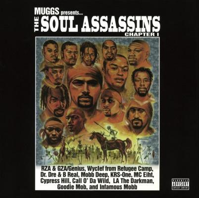 Soul Assassins Muggs Presents 2LP