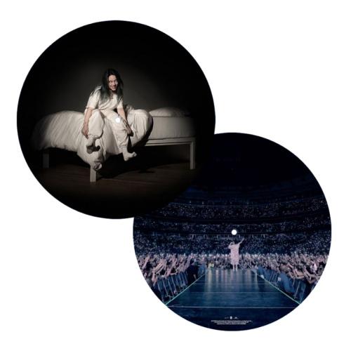 Billie Eilish When We All Fall Asleep, Where Do We Go LP -Picture Disc-