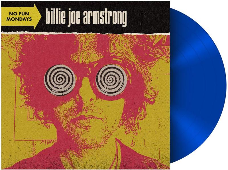 Billie Joe Armstrong No Fun Mondays LP - Coloured Vinyl-