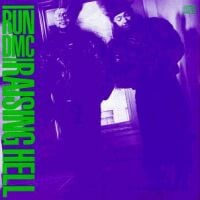 Run Dmc Raising Hell LP