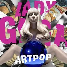 Lady Gaga Artpop 2LP