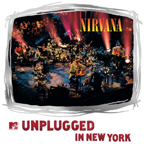 Nirvana MTV Unplugged In New York 180g 2LP