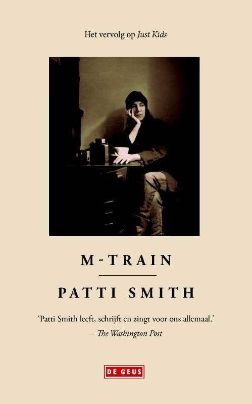 Patti Smith  M Train Boek