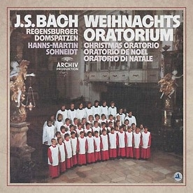 Regensburger Domspatzen - Bach HQ 3LP Box