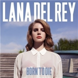 Lana Del Rey Born To Die 2LP