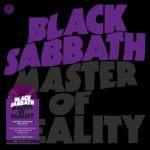 Black Sabbath Master Of Reality 1LP