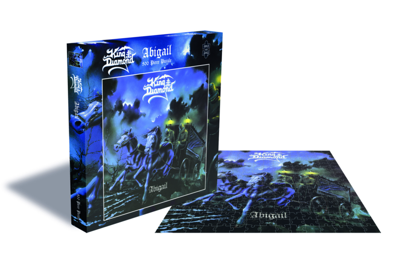 King Diamond Abigail Puzzel