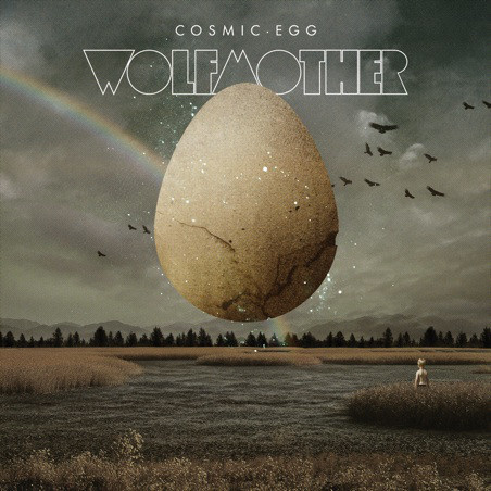 Wolfmother Cosmic Egg 2LP