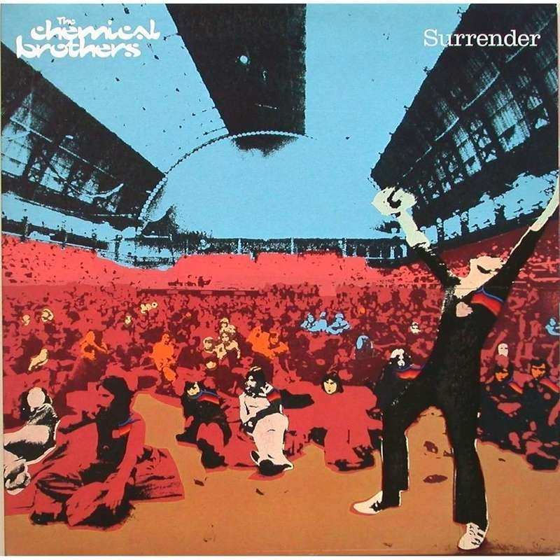 The Chemical Brother Surrender 2LP