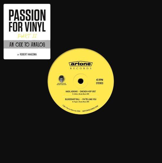 Passion For Vinyl Part 2 Boek