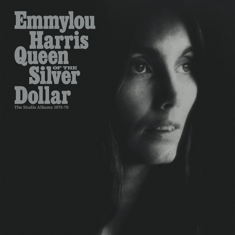 Emmylou Harris Queen Of The Silver Dollar 5LP