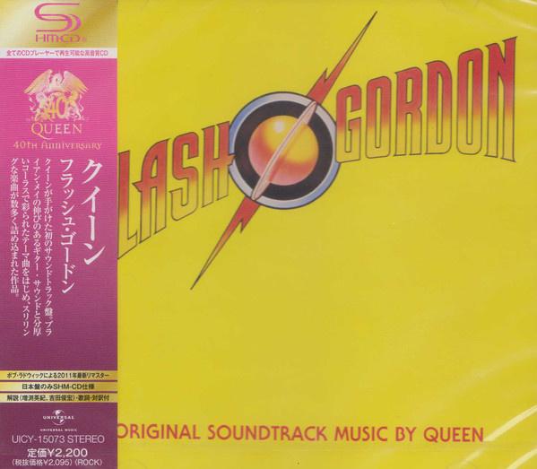 Queen Flash Gordon SHM-CD Japan