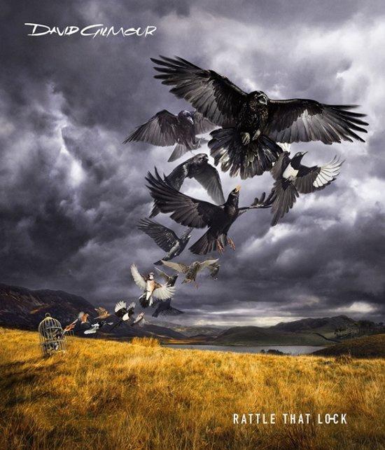 David Gilmour  Rattle That Lock CD + DVD