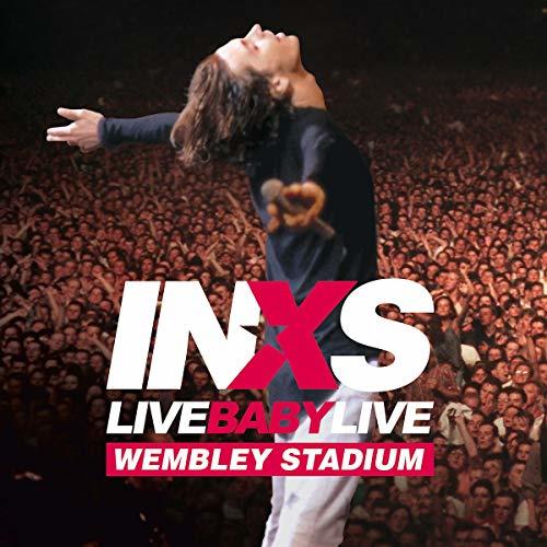 Inxs Live Baby Live 3LP