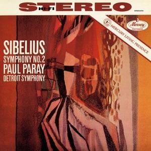 Sibelius Symphony No. 2 180g LP