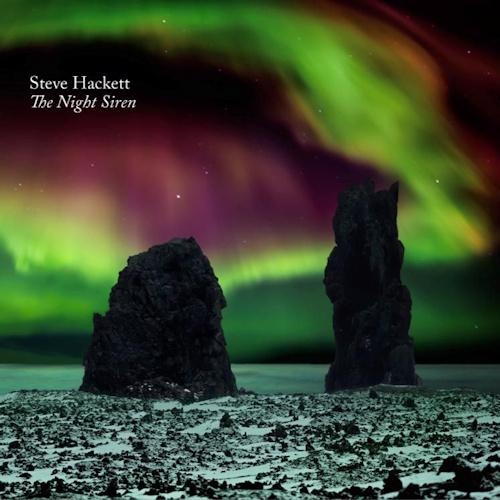 Steve Hackett Night Sire 2LP + CD