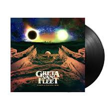 Greta Van Fleet Anthem Of The Peaceful Army LP
