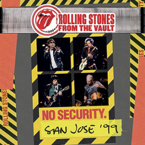 The Rolling Stones From the Vault: No Security - San Jose 1999 180g 3LP