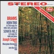 Brahms Trio Violin Horn & Piano LP