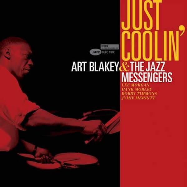 Art Blakey & The Jazz Messengers Just Coolin' LP