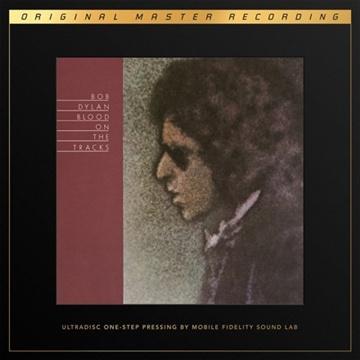 Bob Dylan Blood On The Tracks  UltraDisc One Step UD1S - 45rpm 180g 2LP Box Set