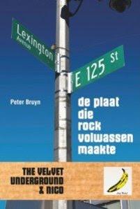 Peter Bruyn Velvet Underground & Nico Boek