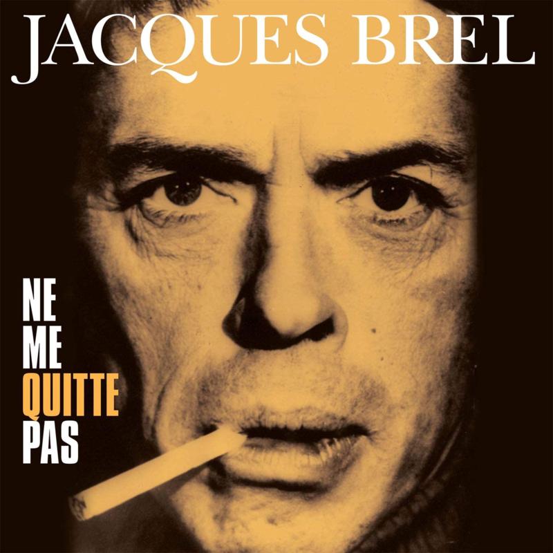 Jacques Brel Ne Me Quitte Pas LP
