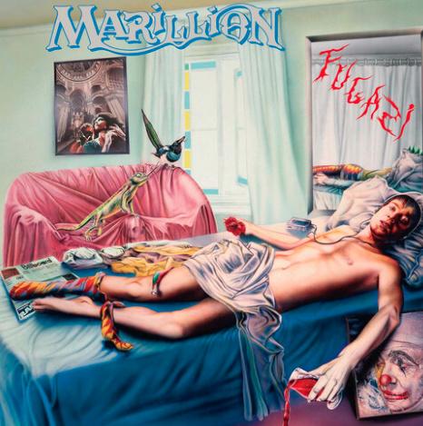 Marillion Fugazi (Deluxe Edition) 4LP Box Set