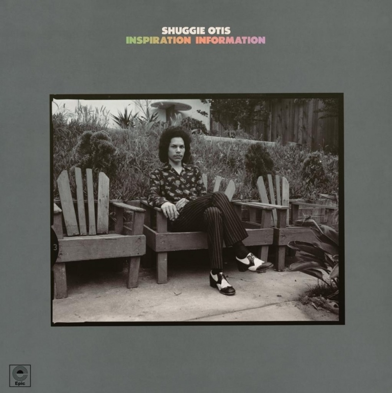 Shuggie Otis - Inspiration Information LP - Coloured Vinyl-