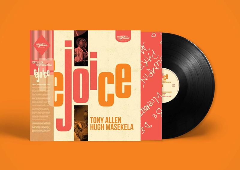 Tony Allen & Hugh Masekela Rejoice LP