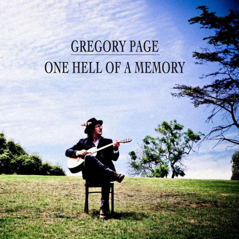 Gregory Page One Hell of a Memory CD