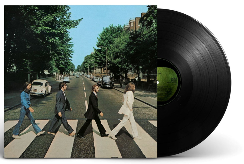 The Beatles Abbey Road LP