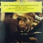 MOZART PIANO CONCERTOS 180g LP