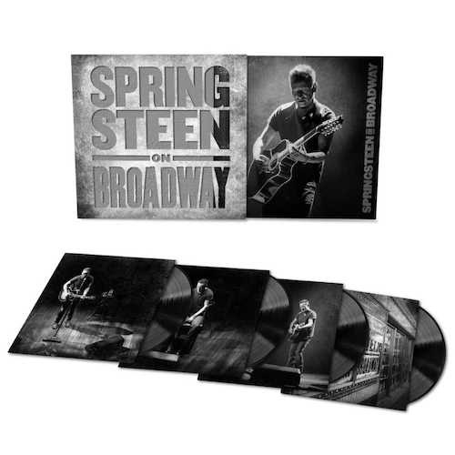 Bruce Springsteen On Broadway 4LP