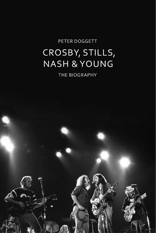 Crosby, Stills, Nash & Young Boek