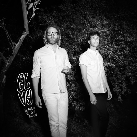El Vy Return To The Moon LP