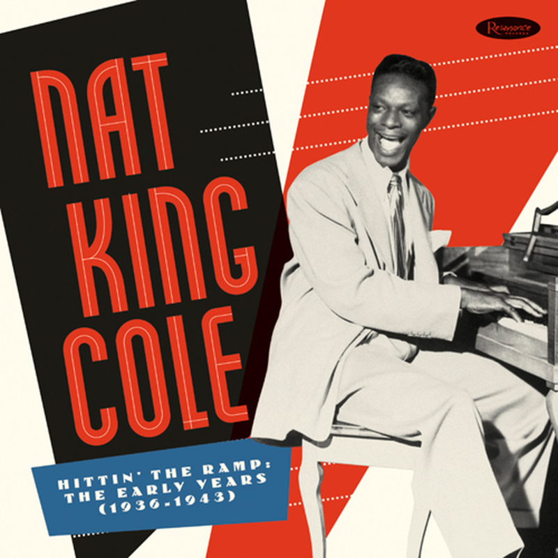 Nat King Cole Hittin' The Ramp: The Early Years 1936-1943 Hand-Numbered Limited Edition 180g 10LP Box Set