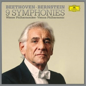 Beethoven 9 Symphonies (Leonard Bernstein) Numbered, Limited Edition Half-Speed Mastered 180g 7LP Box Set