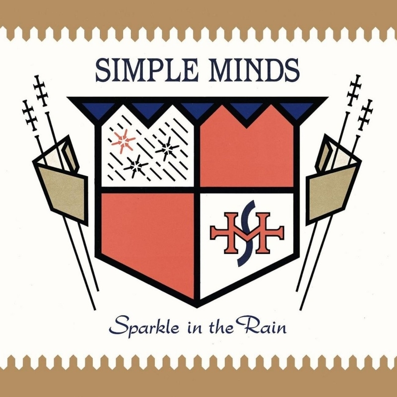 Simple Minds - Sparkle In The Rain LP