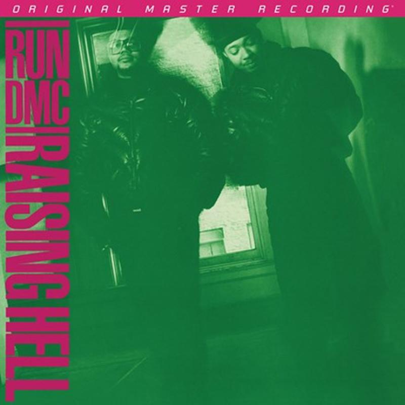 Run-DMC Raising Hell Numbered Limited Edition Hybrid Stereo SACD
