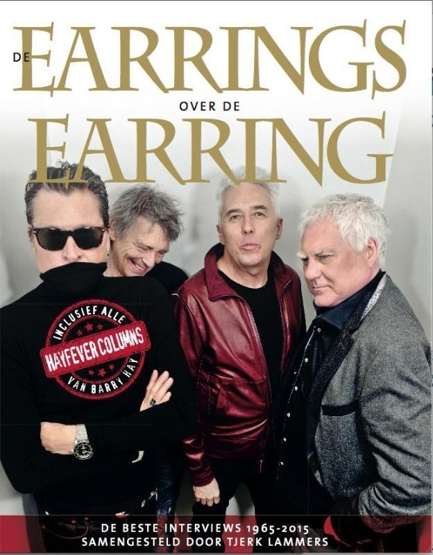 De Earrings over de Earring - De beste Golden Earring Boek