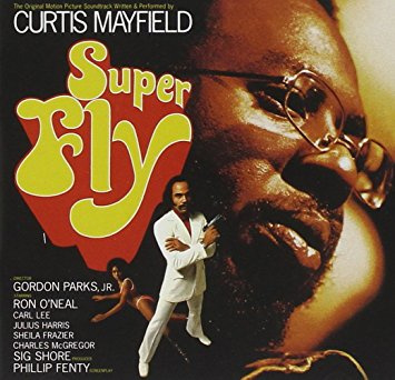 Curtis Mayfield Superfly LP