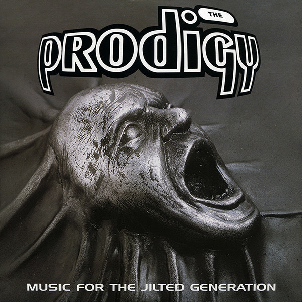 Prodigy Music For The Jilted Generation 2LP