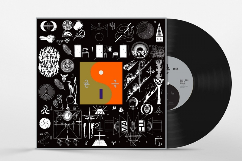 Bon Iver  22, A Million LP