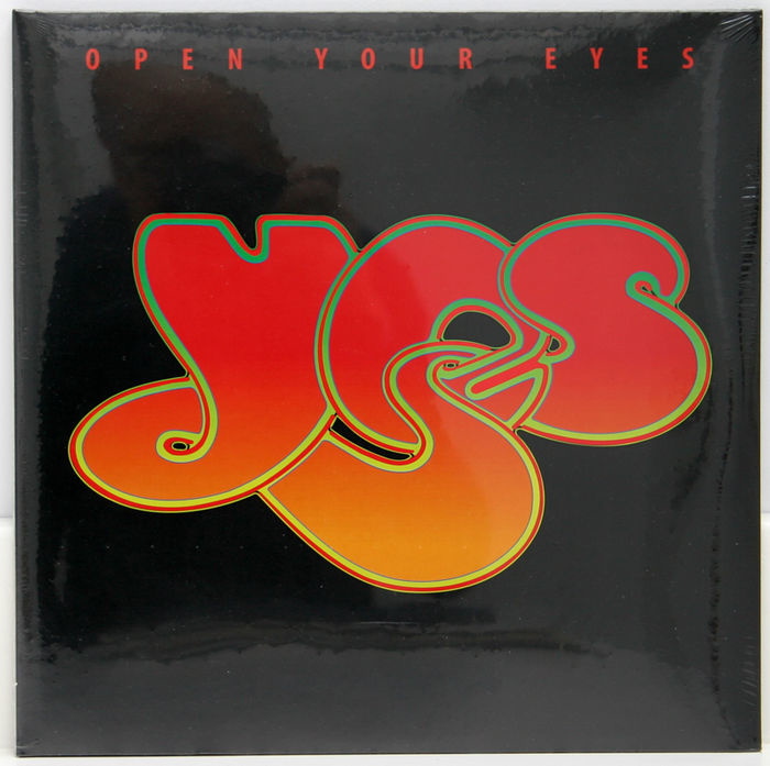 Yes - Open Your Eyes 2LP