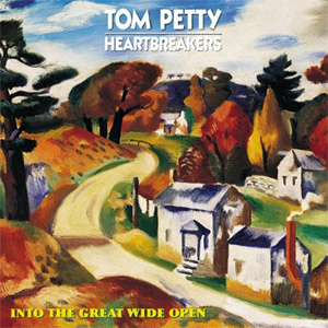 Tom Petty & The Heartbreakers Into the Great Wide Open 180g LP