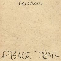 Neil Young Peace Trail LP