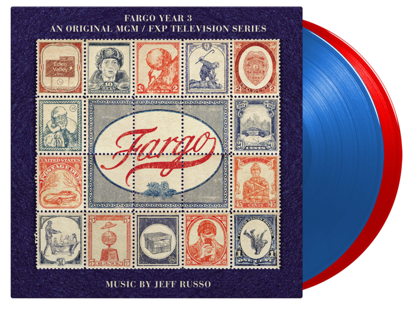 Fargo Season 3 2LP - Coloured Vinyl