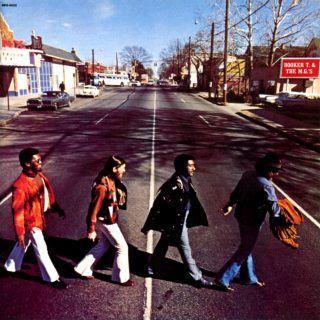 Booker T & The Mg'S Mclemore Avenue LP